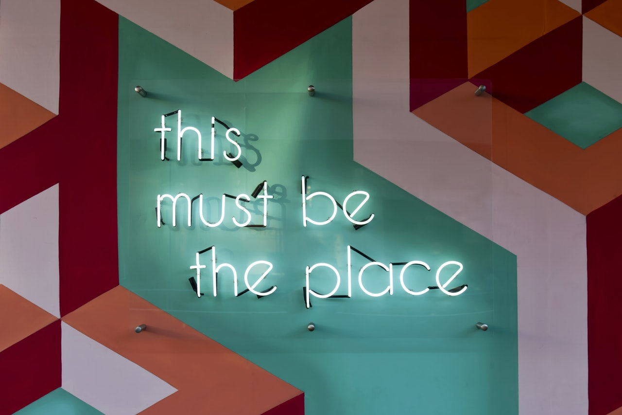 O LAR é onde eu quero estar, música do Talking Heads
